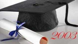 Pertevniyal Lisesi Yıllıklar 2003