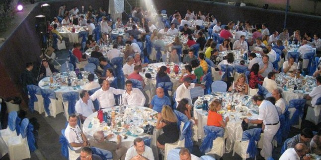 2012 Pertevniyal İftar Yemeği